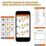 Zoom IMG-1 dinoka termometro per barbecue wireless