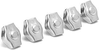 Touwklem, Roestvrij Staal Roestvaste Touwklem Kabelgreepklem Geschikt voor Hijsmachines