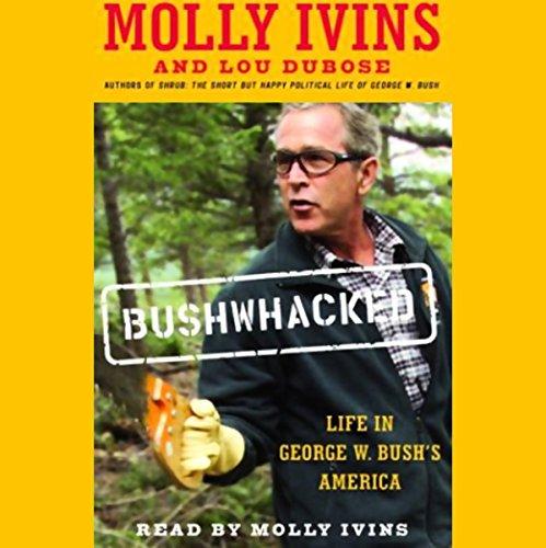 Bushwhacked cover art