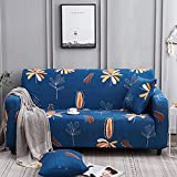 Funda de sofá con patrón de Color Universal para Sala de Estar, Funda de sofá Flexible Funda de sofá térmica A13 de 3 plazas