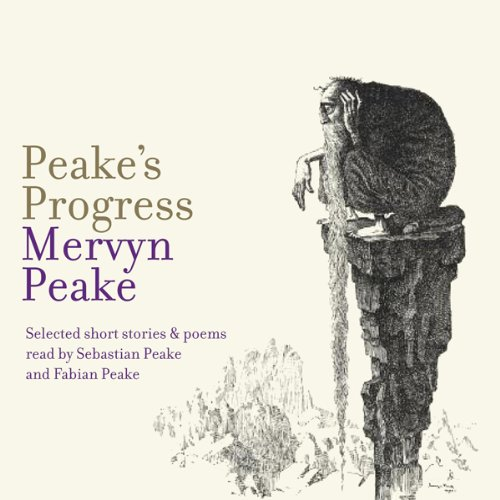 Peake's Progress audiobook cover art