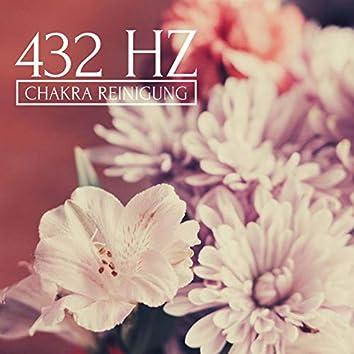 432 HZ Chakra Reinigung: Meditationsmusik, tiefe Entspannung