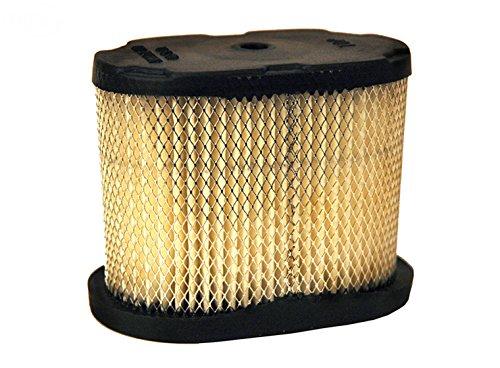 ISE® de remplacement filtre à air pour Briggs & Stratton Essence et 6,5 HP Moteur Intek numéros de pièce de rechange : 690610, 498596, 697029