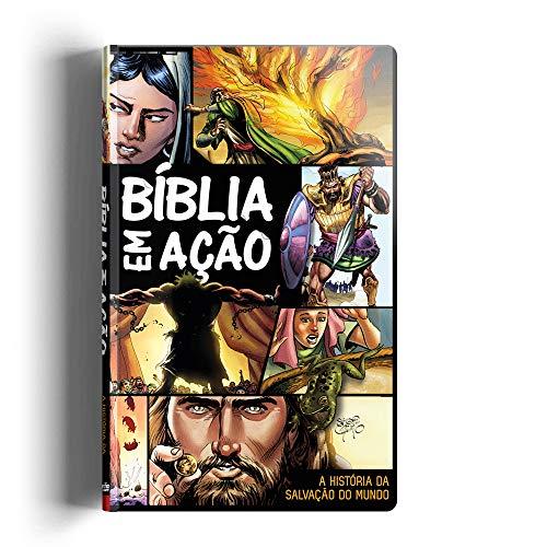 Bíblia em ação.