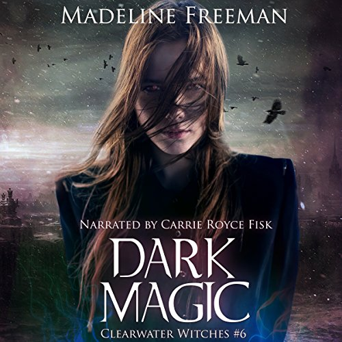 Dark Magic audiobook cover art