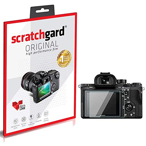 Scratchgard Screen Protector Screen Guard for Sony A7R III