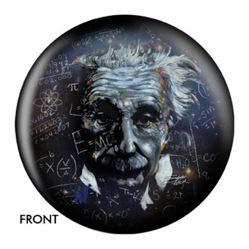 Einstein Bowling Ball by Bowlerstore