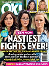 OK! USA Magazine - 'Teen Mom': Nastiest Fights Ever! From Jenelle Evans to Maci Bookout! - Katy Perry falls For John Mayer (September 3, 2012)