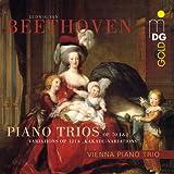 Klaviertrios Op. 70 1 & 2 / Variationen Op. 121 a - Wiener Klaviertrio