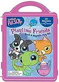 Littlest Pet Shop: Playtime Friends: Book & Magnetic Playset