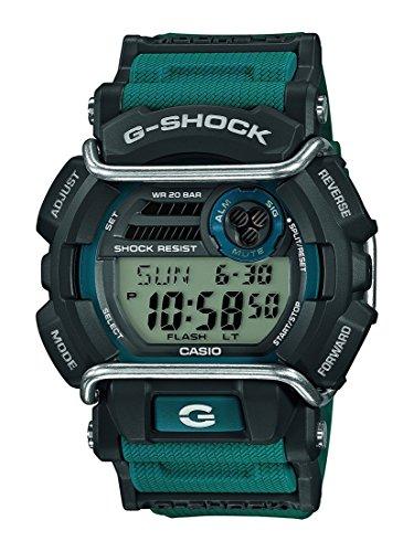 Casio Herren-Armbanduhr XL G-Shock Digital Quarz Resin GD-400-2ER
