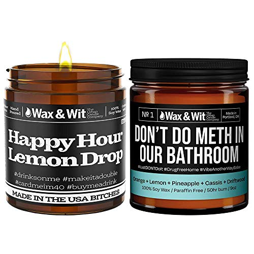 Candle 2 Pack. Add a Lemon Candle and Save