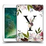 Head Case Designs Officiel Nature Magick Lettre Y Monogramme Fleurs de Jardin 2 Coque Dure pour...