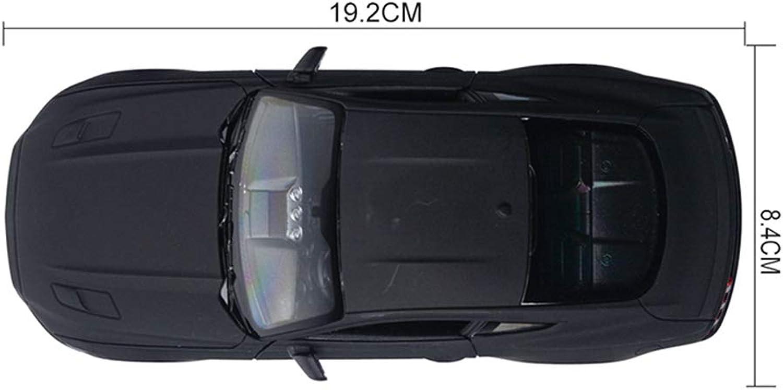 PENGJIE-Model 1 24 Ford 2015 Mustang GT Metallmodell Automodell Simulation Legierung Automodell Basis (Farbe   SCHWARZ) B07PLH3S38  Große Auswahl     | Qualität