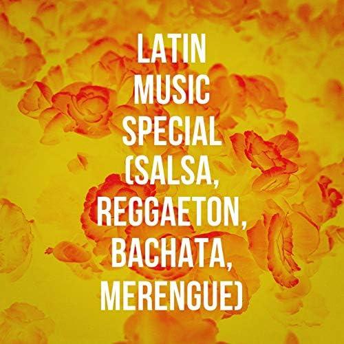 Salsa All Stars, Los Latinos Románticos, Merengue Latino 100%
