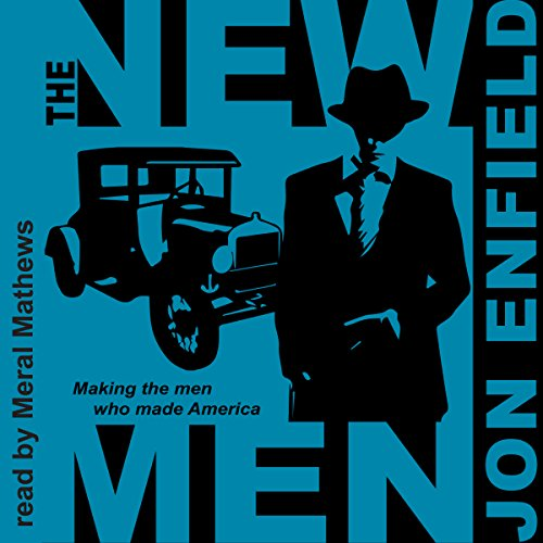 The New Men audiobook cover art