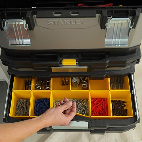 Stanley Rollende Werkstatt aus Metall-Kunststoff 1-95-622 FatMax - 14