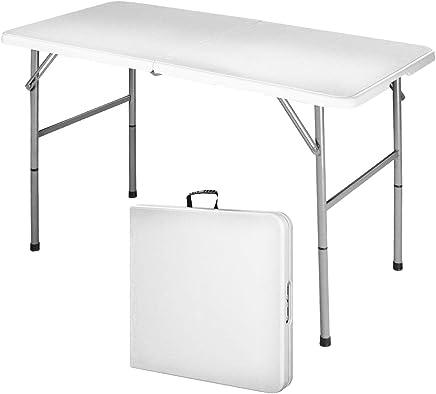 Gästebett Klapptisch Campingtisch Koffertisch Gartentisch Balkontisch mit Stuhlen