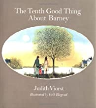 The Tenth Good Thing About Barney [Hardcover] [1971] (Author) Judith Viorst, Erik Blegvad
