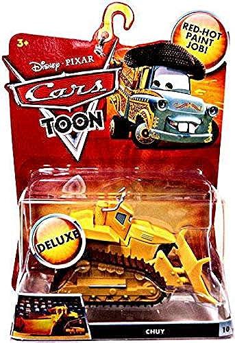 Disney Pixar Cars Chuy  10 Buldozer Mega Größe