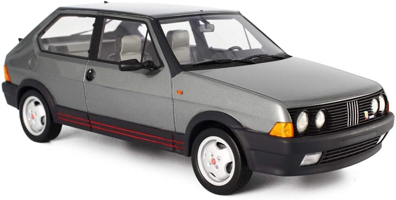 mejor moda Fiat Fiat Fiat Ritmo Abarth 130 TC, metallic-gris, 1983, voiture miniature, Miniature déjà montée, Laudoracing-Model 1 18  venderse como panqueques