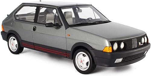venta al por mayor barato Fiat Ritmo Abarth 130 TC, TC, TC, metallic-gris, 1983, voiture miniature, Miniature déjà montée, Laudoracing-Model 1 18  compras en linea
