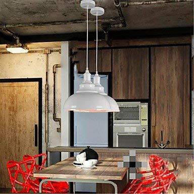 Moderne Kronleuchter Deckenleuchten Anhänger American Retro Light Lampen Kreative Persönlichkeit Restaurant Stehtisch Treppen Dekorative Lichter 3C Ce FCC Rohs für Wohnzimmer Schlafzimmer, BinLZ Cha
