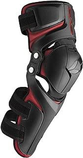 EVS Epic Knee Guards - Small/Medium/Black/Red