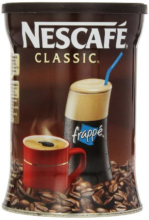 Mueangpan Nescafe Classic Instant Greek Coffee, 200,7 gram