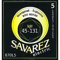 SAVAREZ 5弦ベース弦 45 / 65 / 80 / 100 / 131 B70L5
