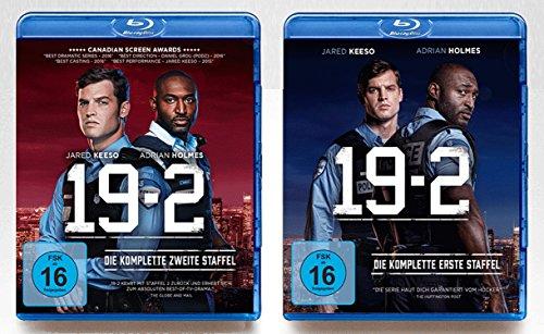19-2 - Staffel 1+2 [Blu-ray]