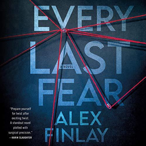 『Every Last Fear』のカバーアート