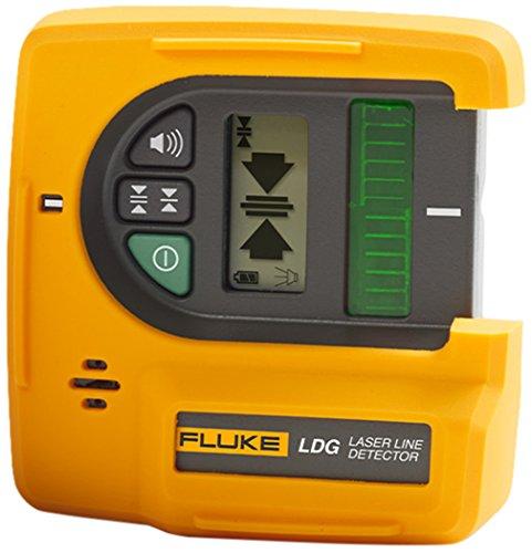 Fluke 180lg–System Niveau Laser in Kreuz C/Rauchmelder Linea grün