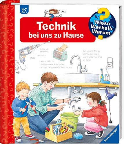 Wieso? Weshalb? Warum? Technik bei uns zu Hause (Band 24) (Wieso? Weshalb? Warum?, 24)