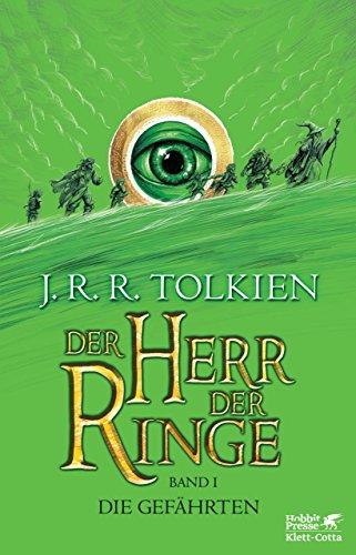 Die Gefährten: Neuüberarbeitung der Übersetzung von Wolfgang Krege, überarbeitet und aktualisiert (Der Herr der Ringe, Band 1)