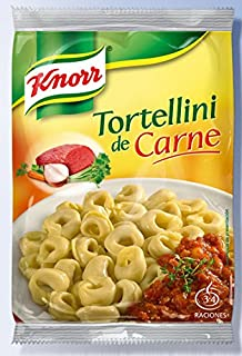 Knorr - Tortellini De Carne 250 g - Pasta Rellena