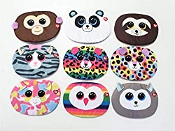 Wear your favourite character with style with these new Beanie Boo masks. 5 For The Price Of 4 Multipack of 5 Face Masks Beanie Boo Face Masks Reusable - Washable One Size Fits All