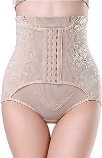 OverDose Damen Plus Größe Badehose Frauen hoch taillierte Badehose Geraffte Bikini Hosen Schwimmen Shorts Swim Shorts