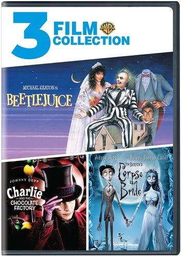 Beetlejuice / Charlie & The Chocolate Factory (2 Dvd) [Edizione: Stati Uniti]