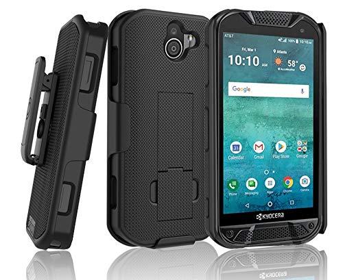 BELTRON Kyocera DuraForce Pro 2 Phone Case with Belt Clip - Shell...