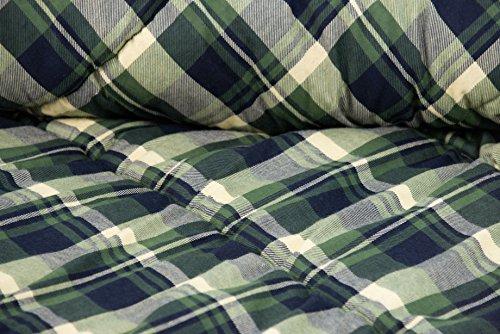 ALPS OutdoorZ Redwood -10 Degree Flannel Sleeping Bag, Green, 38 - x 80 -Inch