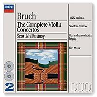 Bruch: Complete Violin Concertos / Scottish Fantasy (1998-03-17)