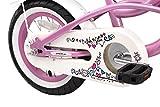 BIKESTAR Kinderfahrrad für Mädchen ab 3-4 Jahre   12 Zoll Kinderrad Cruiser   Fahrrad für Kinder Pink   Risikofrei Testen - 8