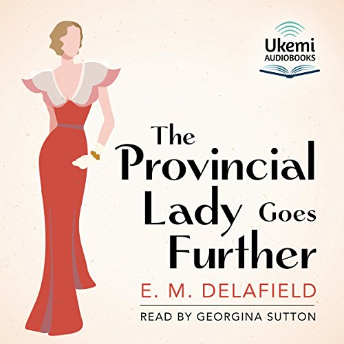 The Provincial Lady Goes Further cover art