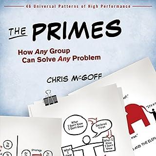 The Primes copertina