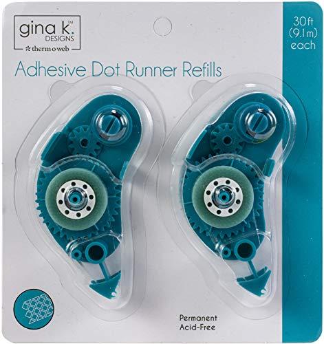 Gina K Designs GINA K DOT Refill Permanent, us:one Size