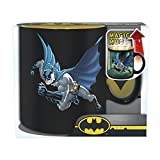 ABYstyle- Dc Comics Batman & Joker Tazza Heat Change per Adulti, 460 ml, ABYMUG382