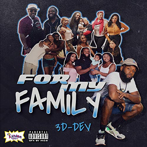 For My Fam (Freestyle) [Explicit]
