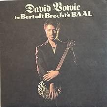 David Bowie In Bertolt Brecht's Ball