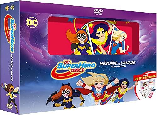 Dc Super Hero Girls : L'héroïne de l'Année - Film Original - Coffret DVD